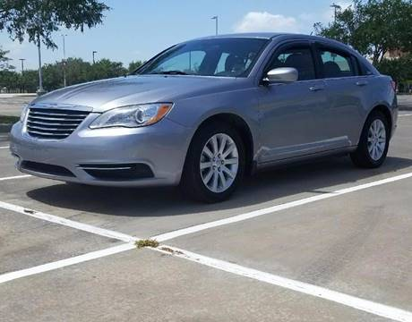 2013 Chrysler 200 for sale in Stafford, TX