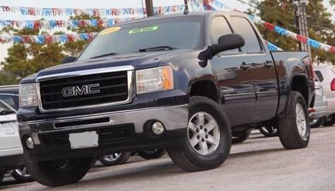 2009 GMC Sierra 1500 for sale in Stafford, TX