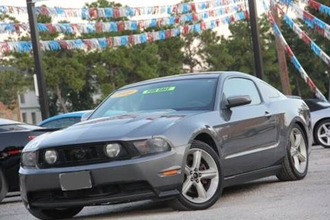 2010 Ford Mustang for sale in Stafford, TX