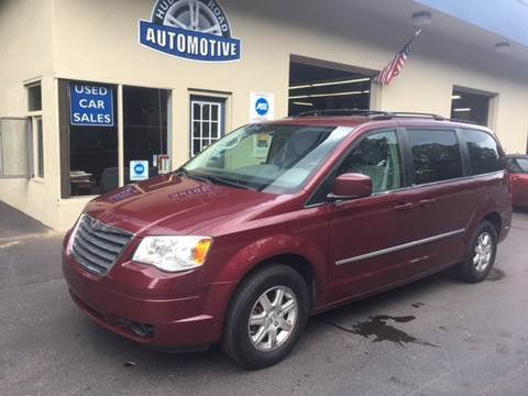 2009 Chrysler Town and Country for sale in Stow, MA