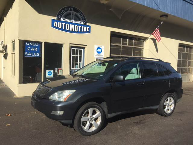 2006 Lexus RX 330 for sale at HUDSON ROAD AUTOMOTIVE in Stow MA