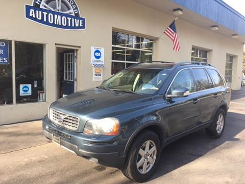 2007 Volvo XC90 for sale at HUDSON ROAD AUTOMOTIVE in Stow MA