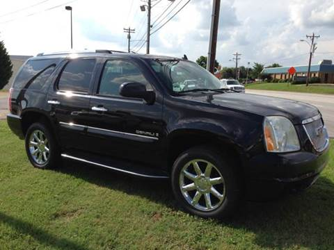 2008 GMC Yukon for sale at Haynes Auto Sales Inc in Anderson SC
