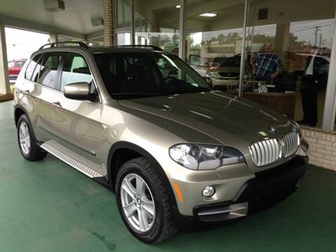 2008 BMW X5 for sale at Haynes Auto Sales Inc in Anderson SC