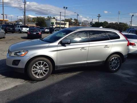 2010 Volvo XC60 for sale at Haynes Auto Sales Inc in Anderson SC