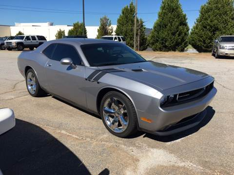 2014 Dodge Challenger for sale at Haynes Auto Sales Inc in Anderson SC