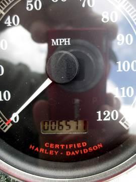 2002 Harley-Davidson FLSTCI