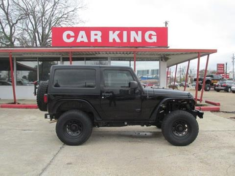 2011 Jeep Wrangler for sale in Monroe, LA