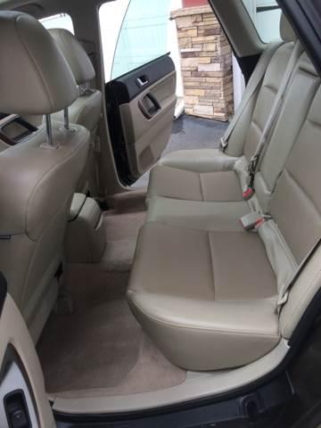 2008 Subaru Outback AWD 2.5i Ltd L.L. Bean Edition 4dr Wagon 4A w/Navi - Barre VT