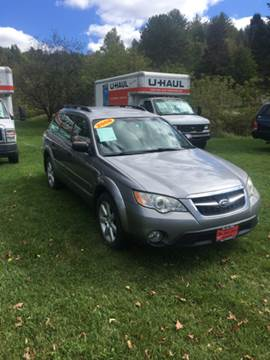 2008 Subaru Outback for sale in Barre VT