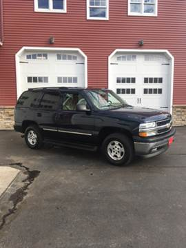 2005 Chevrolet Tahoe for sale in Barre, VT