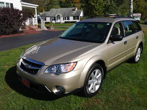 2009 Subaru Outback for sale in Barre VT