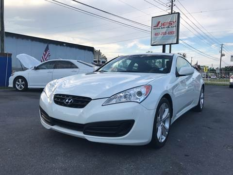 2012 Hyundai Genesis Coupe for sale in Orlando, FL