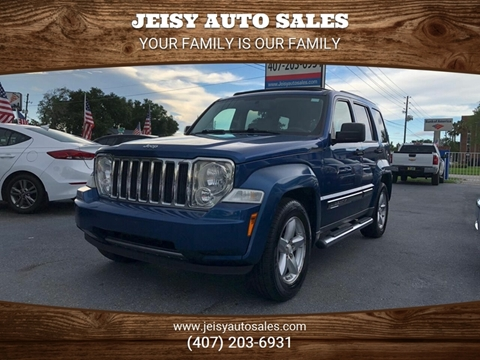2009 Jeep Liberty for sale in Orlando, FL