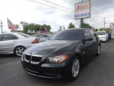 2008 BMW 3 Series for sale at JEISY AUTO SALES in Orlando FL