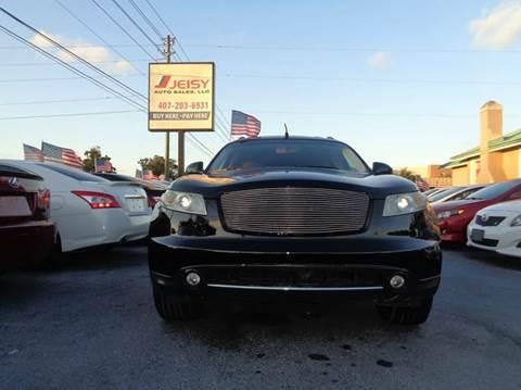 2006 Infiniti FX35 for sale in Orlando, FL