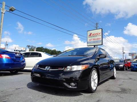 Honda Civic For Sale in Orlando, FL - JEISY AUTO SALES