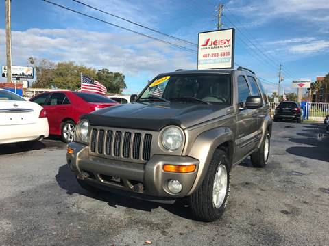 2004 Jeep Liberty for sale in Kissimmee, FL