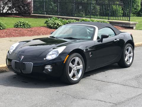 2006 Pontiac Solstice for sale in Albany, NY