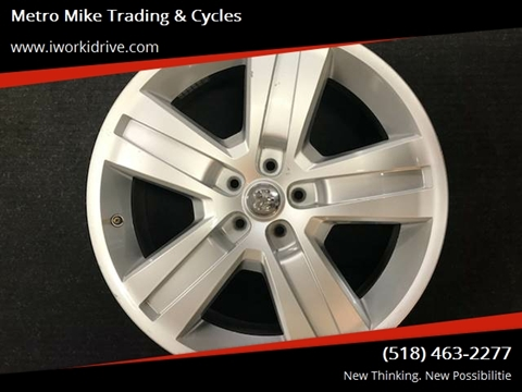 2011 Dodge Jeep wheels only READ!! Nitro Liberty for sale at Metro Mike Trading & Cycles in Albany NY
