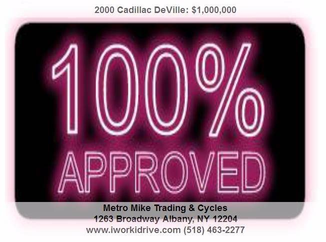 2000 Cadillac DeVille DTS 4dr Sedan - Albany NY