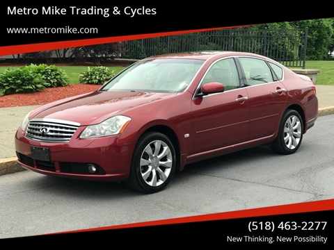 2006 Infiniti M35 for sale in Albany, NY