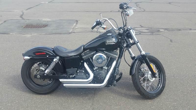 2015 Harley-Davidson FXDB DYNA Street Bob Fat - Albany NY
