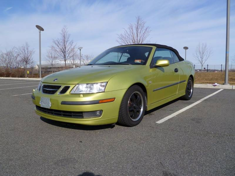 2004 Saab 9-3 2dr Arc Turbo Convertible - Albany NY