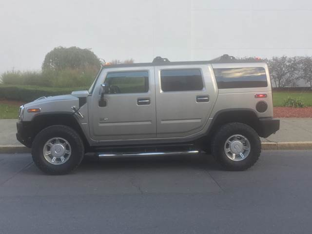 2003 HUMMER H2 4dr Lux Series 4WD SUV - Albany NY