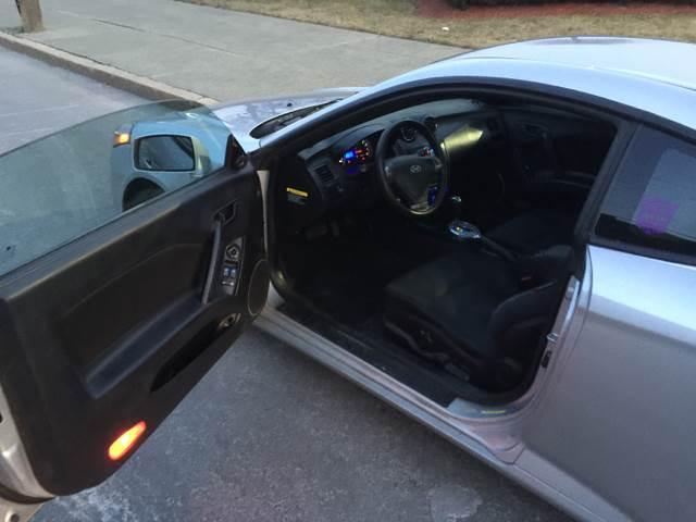 2008 Hyundai Tiburon GS 2dr Hatchback - Albany NY