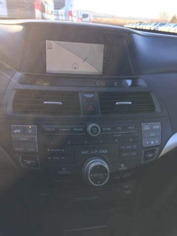 2008 Honda Accord EX-L 4dr Sedan 5A w/Navi - Albany NY