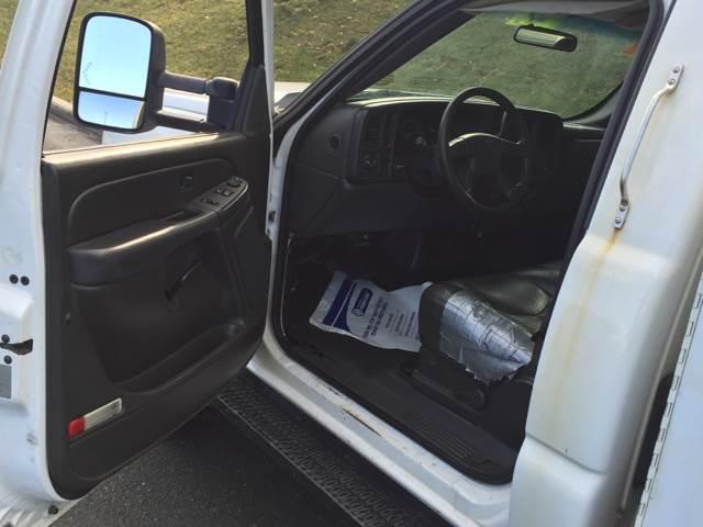 2006 Chevrolet Silverado 2500 Knapheid Body - Albany NY