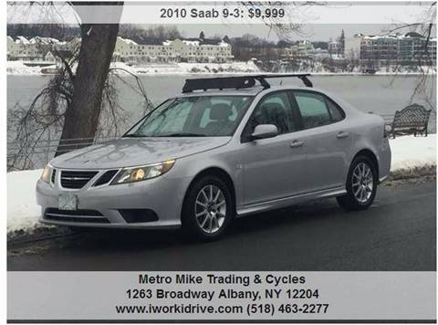 2010 Saab 9-3 for sale in Albany, NY