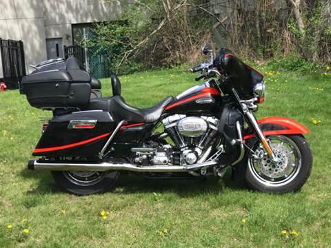 2007 Harley-Davidson FLHTCUSE2
