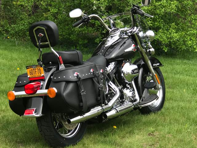 Harley Davidson Heritage Softail Recalls