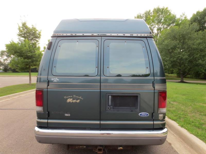 1996 Ford E-150 3dr Chateau Club Wagon Passenger Van In
