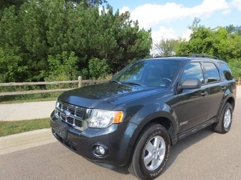 2008 Ford Escape for sale in Waterford, MI