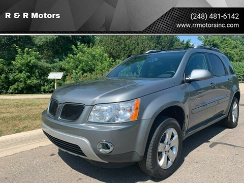 2006 Pontiac Torrent for sale in Waterford, MI