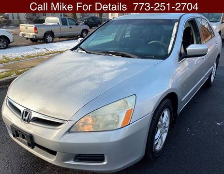 2007 Honda Accord for sale in Des Plaines, IL