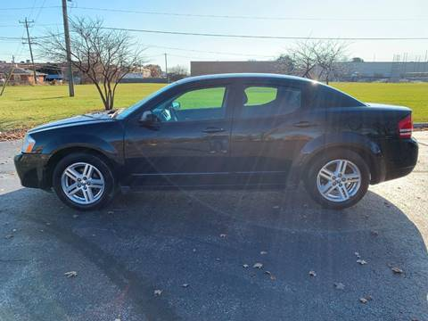 2009 Dodge Avenger for sale in Des Plaines, IL