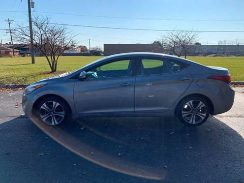 2014 Hyundai Elantra for sale in Des Plaines, IL