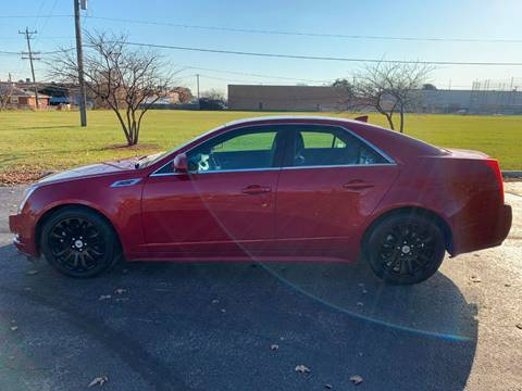 2010 Cadillac CTS for sale in Des Plaines, IL