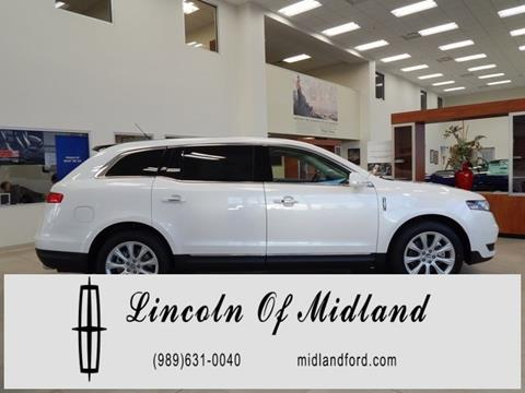 2019 Lincoln MKT for sale in Midland, MI