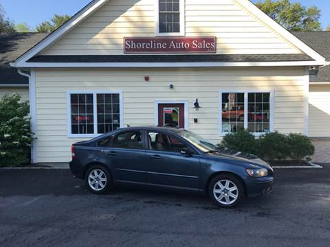 2005 Volvo S40 for sale at Shoreline Auto Sales LLC in Richmond RI