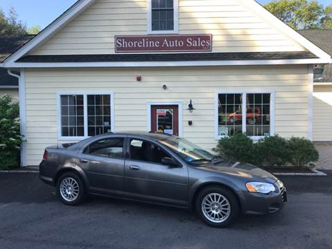 2005 Chrysler Sebring for sale at Shoreline Auto Sales LLC in Richmond RI