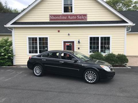 2007 Saturn Aura for sale at Shoreline Auto Sales LLC in Richmond RI