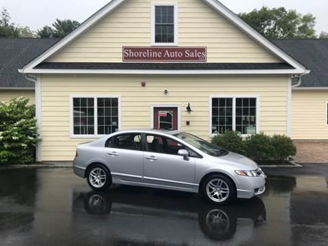 2011 Honda Civic for sale at Shoreline Auto Sales LLC in Richmond RI