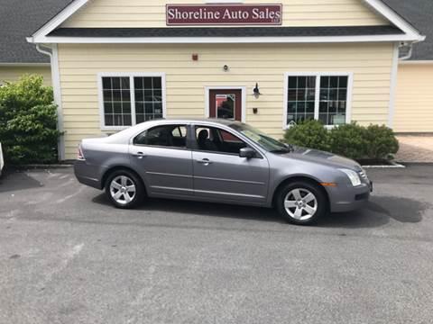 2006 Ford Fusion for sale at Shoreline Auto Sales LLC in Richmond RI