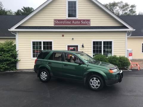 2004 Saturn Vue for sale at Shoreline Auto Sales LLC in Richmond RI