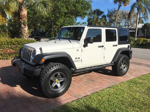 2008 Jeep Wrangler Unlimited for sale at Shoreline Auto Sales LLC in Richmond RI